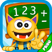 Buddy School: Basic Math Learning Games