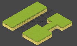 Mapa 1 de muestra prueba de editor de tiles