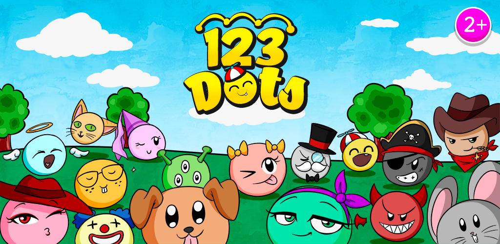 Aprende a contar con 123 Dots