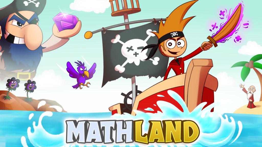 MathLand: Videojuego educativo para aprender matemáticas - Estudio de  Videojuegos educativos